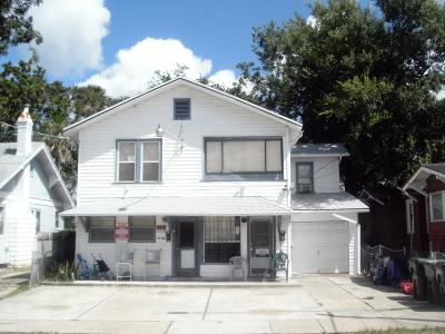 Daytona Beach Multi Family Home For Sale: 304 - 306 Taylor Avenue