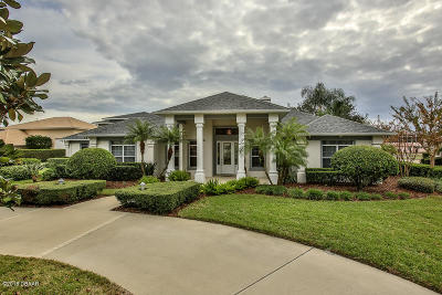 Port Orange Single Family Home For Sale: 1794 Roscoe Turner Trail