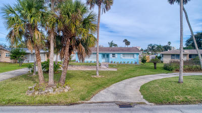 Ormond Beach Single Family Home For Sale: 1215 John Anderson Drive