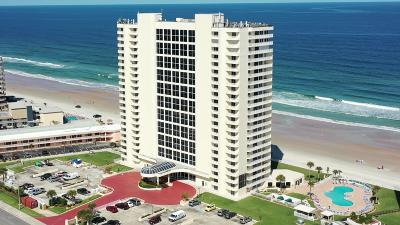 Daytona Beach Shores Condo/Townhouse For Sale: 2545 S Atlantic Avenue #306