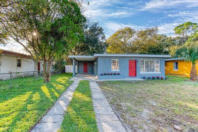 Daytona Beach Single Family Home For Sale: 809 Maley Street