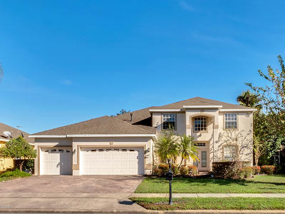 Deland Single Family Home For Sale: 114 Oak Haven Circle