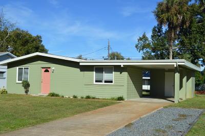 Daytona Beach Single Family Home For Sale: 1235 Margina Avenue
