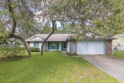 Port Orange Single Family Home For Sale: 727 Prissol Lane