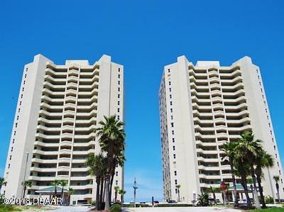 Daytona Beach Shores Rental For Rent: 3311 S Atlantic Avenue #304