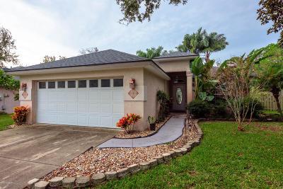 Ormond Beach Single Family Home For Sale: 414 Bushnell Park Court