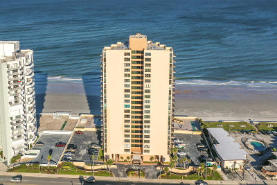 Daytona Beach Shores Condo/Townhouse For Sale: 3051 S Atlantic Avenue #1206