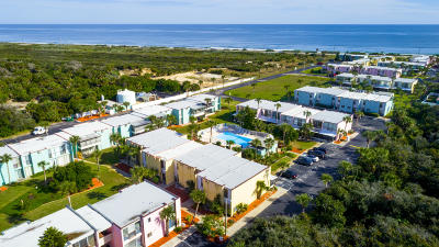 Condo/Townhouse For Sale: 5500 Ocean Shore Boulevard #92