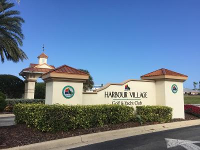Ponce Inlet Condo/Townhouse For Sale: 4626 S Harbour Village Boulevard #3204