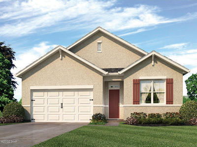 New Smyrna Beach Single Family Home For Sale: 2917 Gibraltar Boulevard