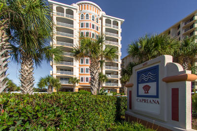 Ormond Beach Condo/Townhouse For Sale: 1425 Ocean Shore Boulevard #604