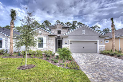 Plantation Bay Single Family Home For Sale: 817 Creekwood Drive