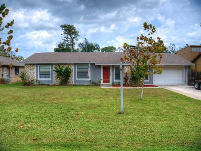 New Smyrna Beach Single Family Home For Sale: 2507 Milton Avenue