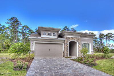Plantation Bay Single Family Home For Sale: 820 Creekwood Drive