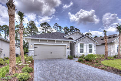 Plantation Bay Single Family Home For Sale: 815 Creekwood Drive