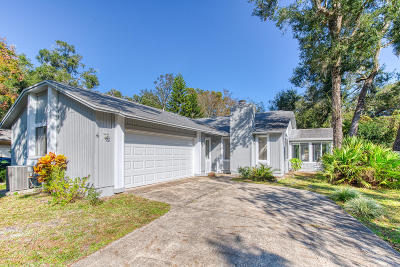 Single Family Home For Sale: 215 Bay Pines Court