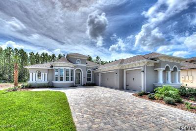Plantation Bay Single Family Home For Sale: 886 Creekwood Drive