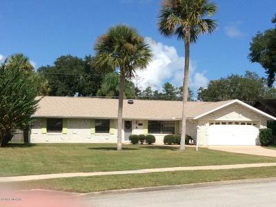 Port Orange Single Family Home For Sale: 612 Hamlet Drive