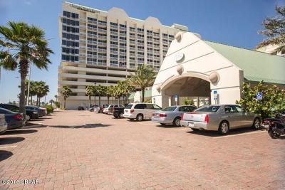 Daytona Beach Condo/Townhouse For Sale: 2700 N Atlantic Avenue #709
