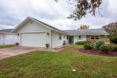 New Smyrna Beach Single Family Home For Sale: 108 Cunningham Drive