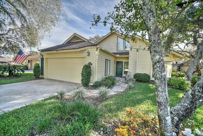 New Smyrna Beach Single Family Home For Sale: 652 St Andrews Circle