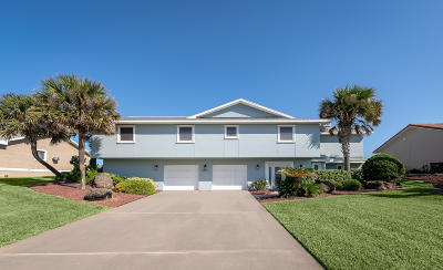 Flagler Beach Single Family Home For Sale: 2585 N Ocean Shore Boulevard