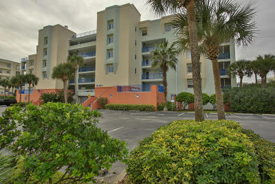 New Smyrna Beach Condo/Townhouse For Sale: 5300 S Atlantic Avenue #1-505
