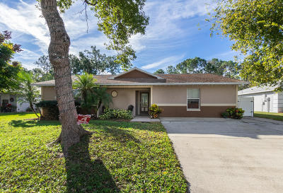 South Daytona FL Single Family Home For Sale: $224,900