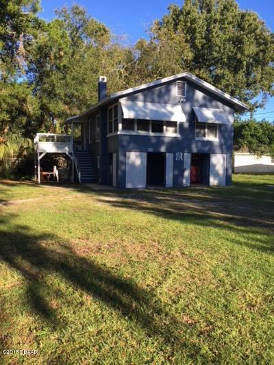 Volusia County Multi Family Home For Sale: 725 Tomoka Road