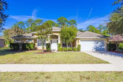 Ormond Beach Single Family Home For Sale: 122 Chrysanthemum Drive