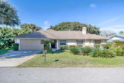 Ponce Inlet Single Family Home For Sale: 94 Alberta Avenue