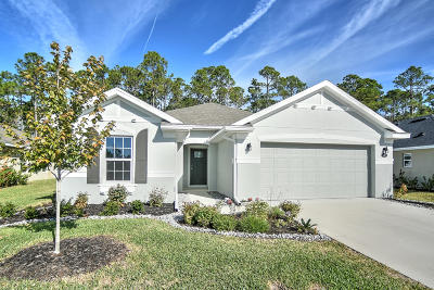Ormond Beach Single Family Home For Sale: 77 Pergola Place