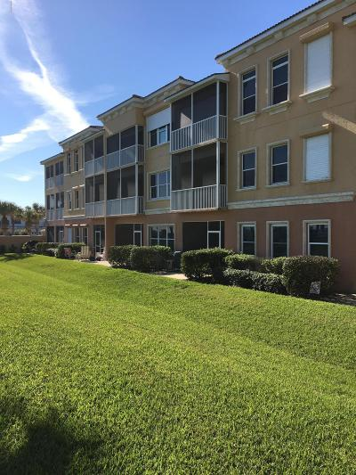 Flagler Beach Condo/Townhouse For Sale: 3651 S Central Avenue #112