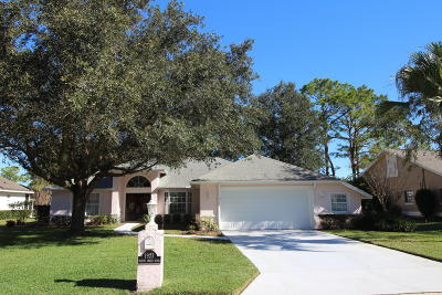 Port Orange Single Family Home For Sale: 1923 Southcreek Boulevard