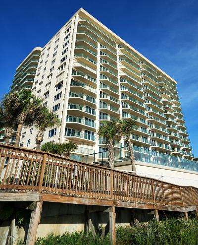 Daytona Beach Condo/Townhouse For Sale: 2055 S Atlantic Avenue #1603