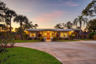 Volusia County Single Family Home For Sale: 100 Rivell Trail