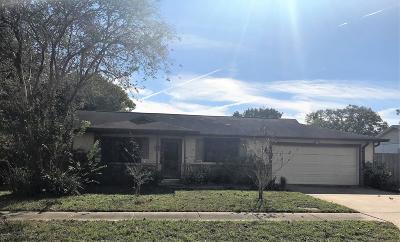 Daytona Beach Single Family Home For Sale: 154 Westwood Drive
