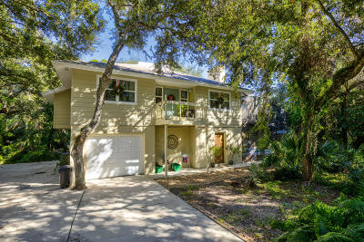 Ponce Inlet Single Family Home For Sale: 111 Beach Street
