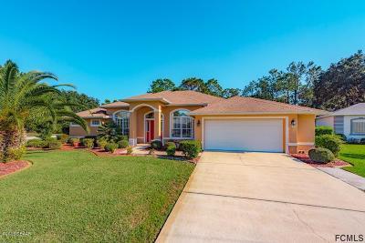 Palm Coast Single Family Home For Sale: 1 Walnut Place