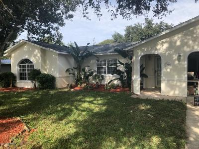 Port Orange Single Family Home For Sale: 1225 Justice Street