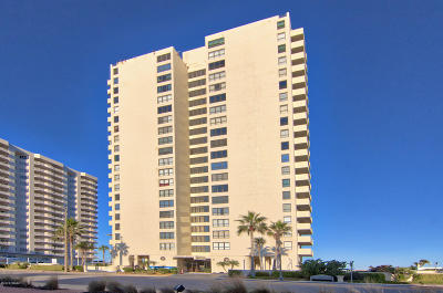 Daytona Beach Shores Condo/Townhouse For Sale: 2987 S Atlantic Avenue #S040