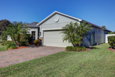 Port Orange Single Family Home For Sale: 3875 Esplanade Avenue