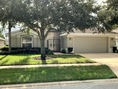 Port Orange Single Family Home For Sale: 1318 Coconut Palm Circle