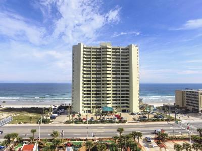 Daytona Beach Condo/Townhouse For Sale: 3425 S Atlantic Avenue #1501