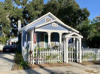 Daytona Beach Single Family Home For Sale: 619 Seaman Place