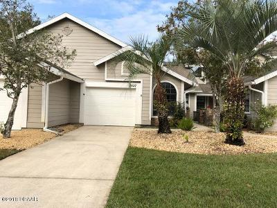 Port Orange Condo/Townhouse For Sale: 2027 Cornell Place