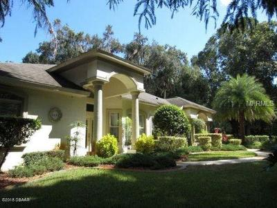 Ormond Beach Single Family Home For Sale: 4078 N Chinook Lane