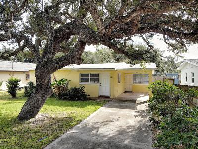 New Smyrna Beach Single Family Home For Sale: 819 12th Avenue