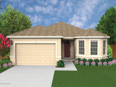 New Smyrna Beach Single Family Home For Sale: 2986 Gibraltar Boulevard