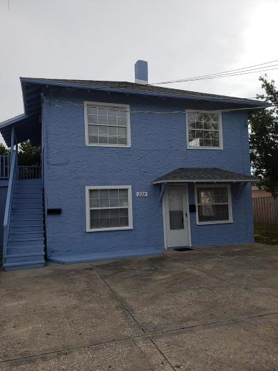 Volusia County Rental For Rent: 228 N Hollywood Avenue #1